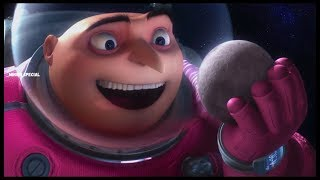 Gru Shrinks the Moon scene -  Despicable Me  2010