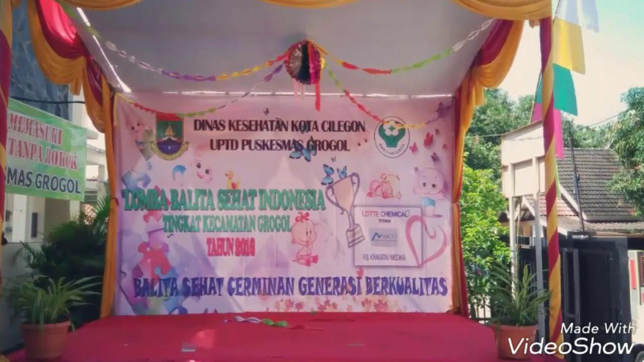 Lomba Balita Sehat Indonesia