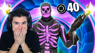40 KILLS EN TEMPORADA 9 | Reaccionando | Mr.Savage