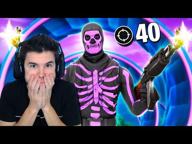 40 KILLS EN TEMPORADA 9 | Reaccionando | Mr.Savage