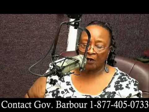 Scott Sisters, Evelyn Rasco on Charles Evers show.avi