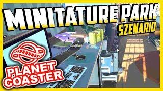 Miniature Park - Kinderzimmer Szenario | PARKTOUR!! - Planet Coaster