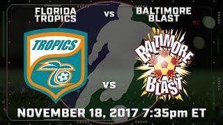 Florida Tropics vs Baltimore Blast thumbnail