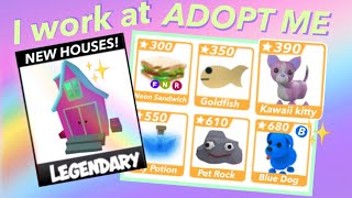 If i worked for Adopt Me!
