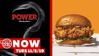 POWER TV Finale Theories + Man Stabbed Over Popeyes Chicken Sandwich