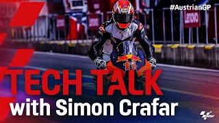 Onboard the KTM RC16: Tęch Talk with Simon Crafar