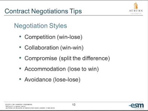 Strategic Sourcing and Better Contract Negotiations