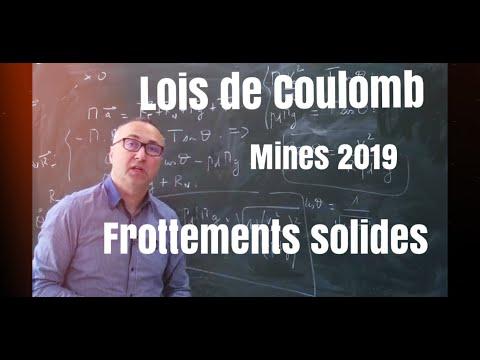 Corrigé Mines Physique 1 2019 MP/PSI/PC (3/3) : Un Traîneau Sur La Glace
