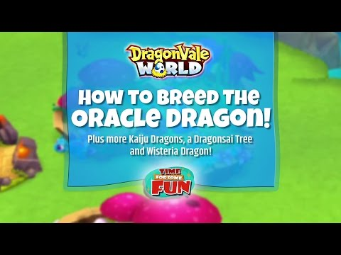 Dragonvale World   How To Breed The Oracle Dragon