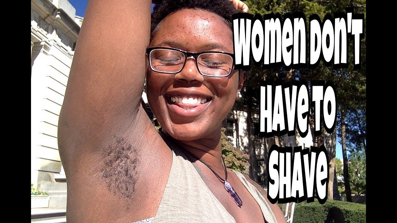 Hairy shave tube are not