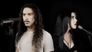 Seether & Amy Lee - Broken (Violet Orlandi ft Anthony Vincent COVER) with Cody Johnstone