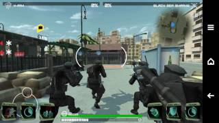 rival at war firefight(game play)