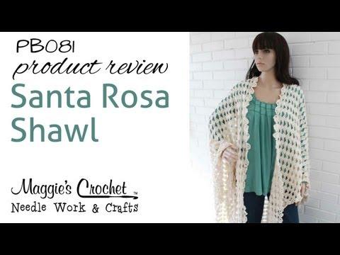 Santa Rosa Shawl Product Review PB081