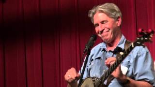 Michael Miles Pete Seeger Tribute - The Hammer Song - Midwest Banjo Camp 2014