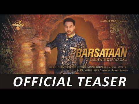 Barsataan | Lakhwinder Wadali | Official...
