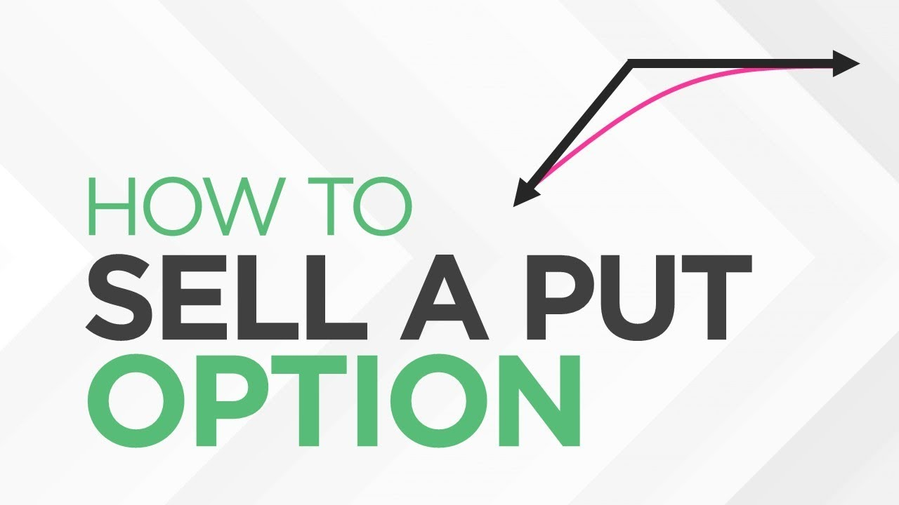 How to SELL a PUT Option - [Op...