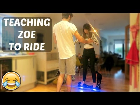 TEACHING ZOE TO RIDE from YouTube · Duration:  15 minutes 51 seconds