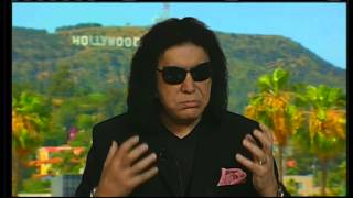 "Gene Simmons ""BB King was a trailblazer"" - Newsnight"