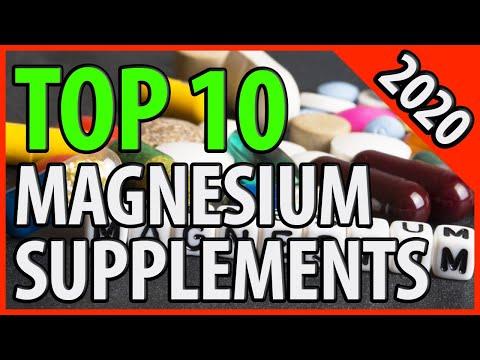 ⭐️✔️ Best Magnesium Supplement 2020 | TOP 10 Magnesium Pills ����⭐️