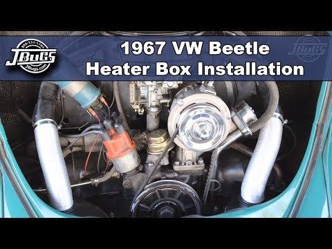 vw bus heater diagram jbugs 1967 vw beetle heater box installation youtube  jbugs 1967 vw beetle heater box