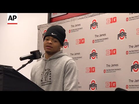 Justin Fields ready for Big Ten title game