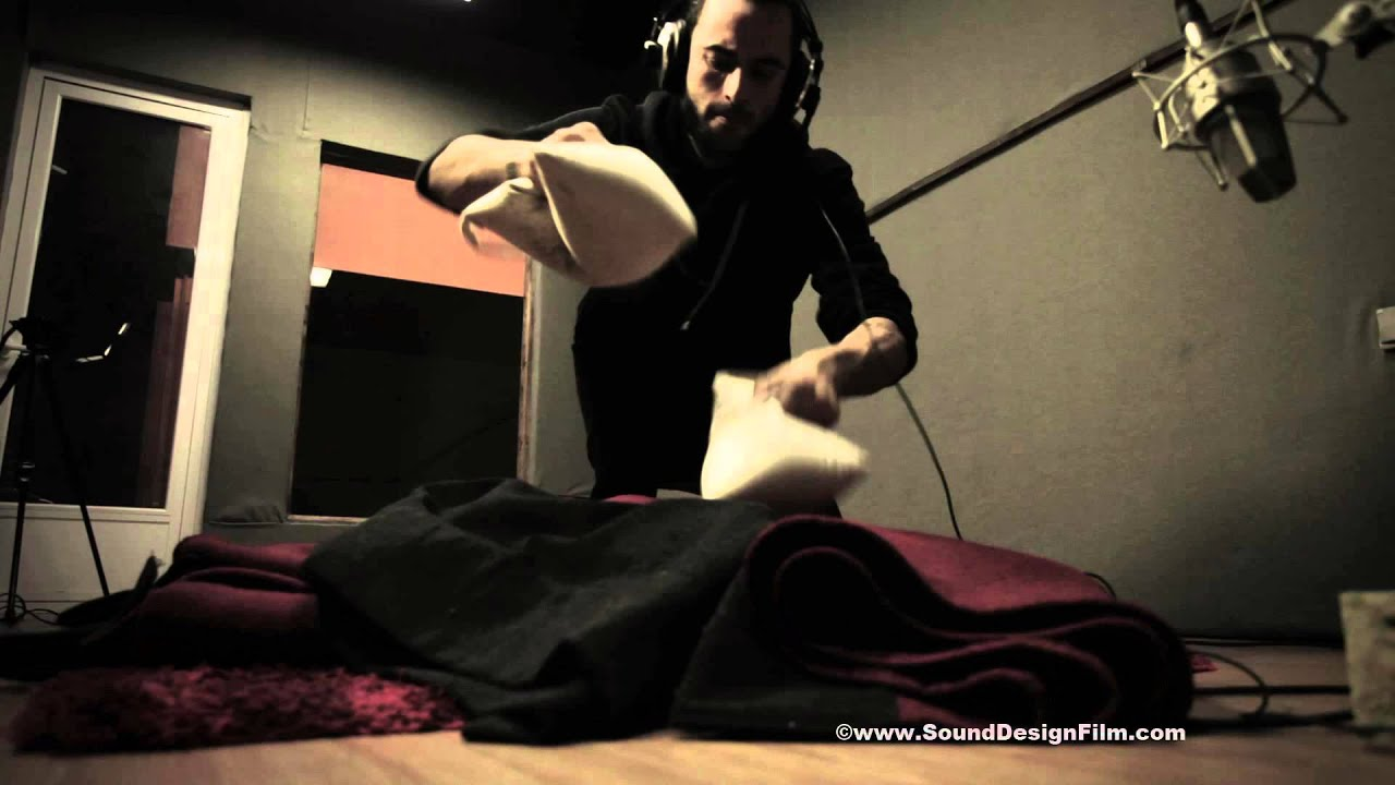 Foley Cloth Hit's & Movement