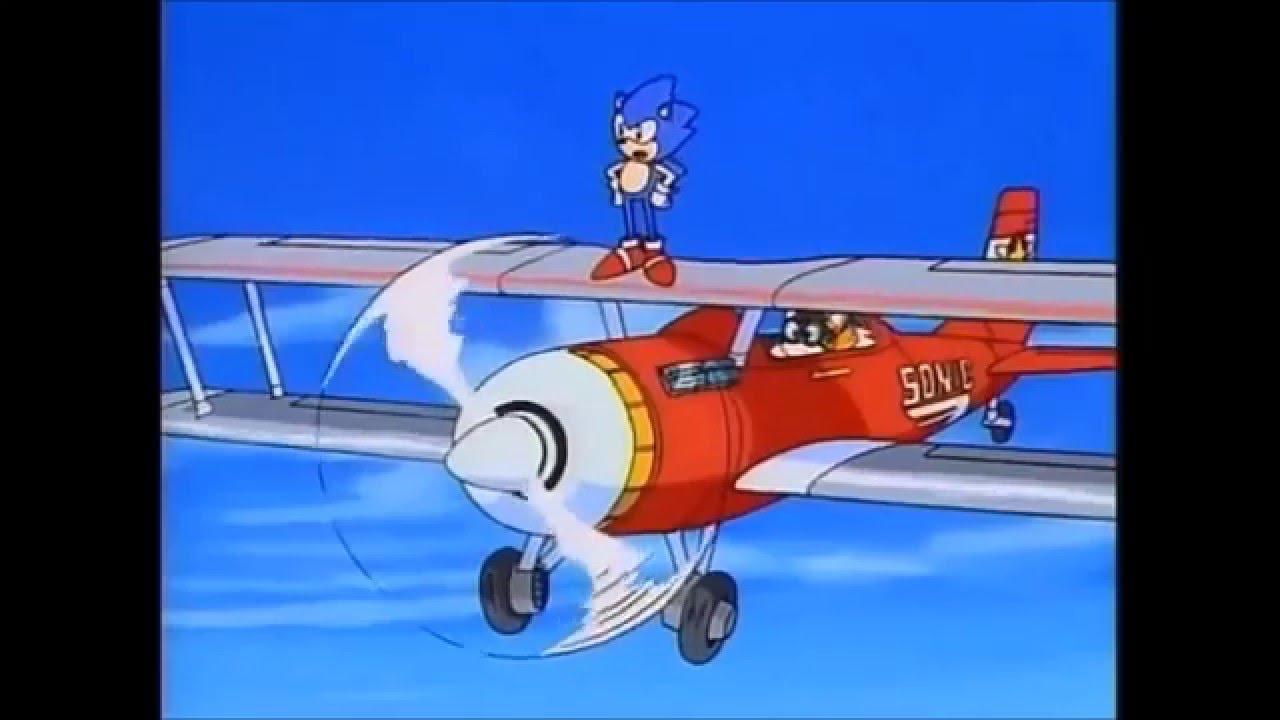 Sonic The Hedgehog ELOKUVA [Finnish Dub] 720p