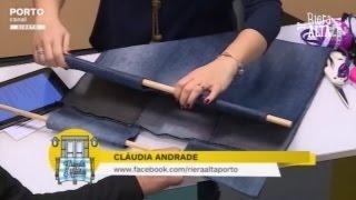 Como Costurar um Saco de Lenha – Costura com Riera Alta
