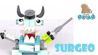 Лего Миксели Мультик 8 Серия. Medix. Surgeo. Lego Mixels Series 8. Игрушки для Мальчиков