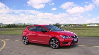 Seat Leon Cupra: Schneller als Golf R? - Fast Lap   auto motor und sport
