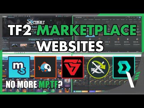 TF2 - Trading Marketplace Websites | Marketplace.tf Alternatives