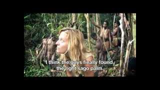 Repeat youtube video WESTERN PAPUA - pridobivanje saga - Zvone Šeruga travels