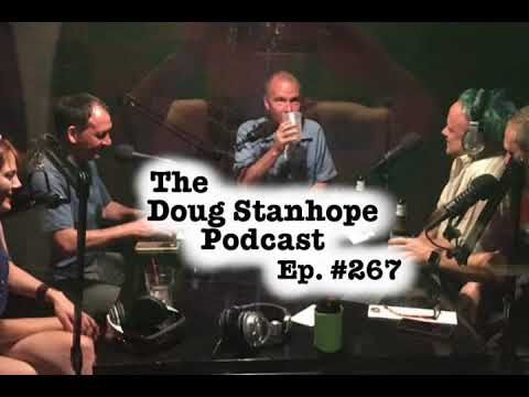 Doug Stanhope Podcast #267 - The Men Are Talking Podcast