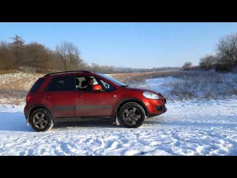 Suzuki sx4 4x4 snow
