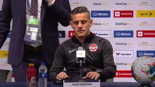 Press Conference: John Herdman - Canada (2) - (3) Haiti - Gold Cup 2019