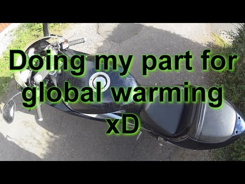 Doing my bit for global warming ;)