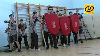 Рыцарские турниры в Беларуси - как тренируются клубы?