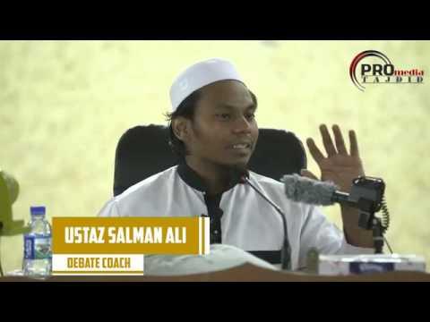 Ustaz Salman Ali - Peranan Israel Dalam Krisis di Timur Tengah