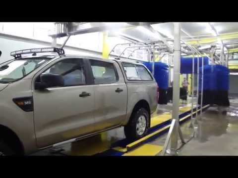 Hanna Global 50 Carwash System