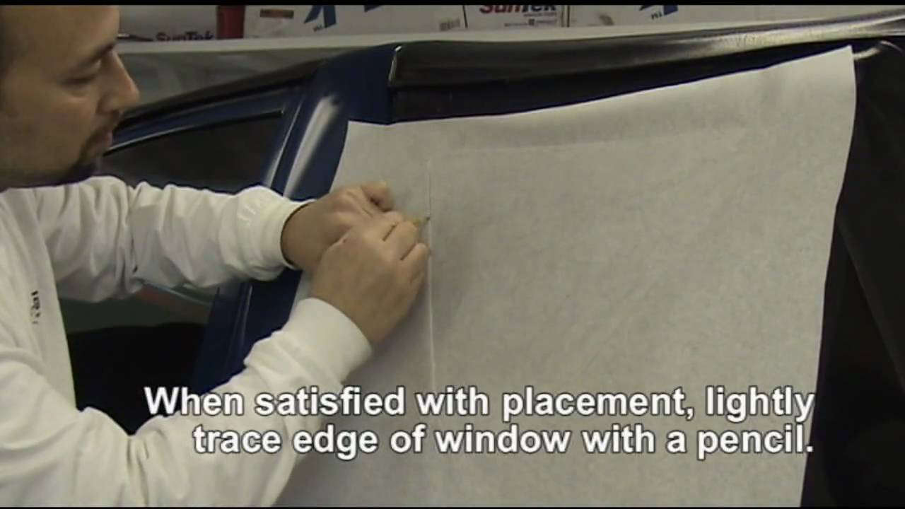 Auto Trim Design Do It Yourself Soft Top Window Tinting