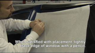 Auto Trim DESIGN Do It Yourself Soft Top Window Tinting - How To Tint