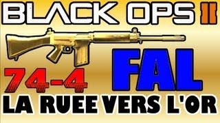 La ruée vers l'or | FAL | Black ops 2 Episode 8 | SkyRRoZ