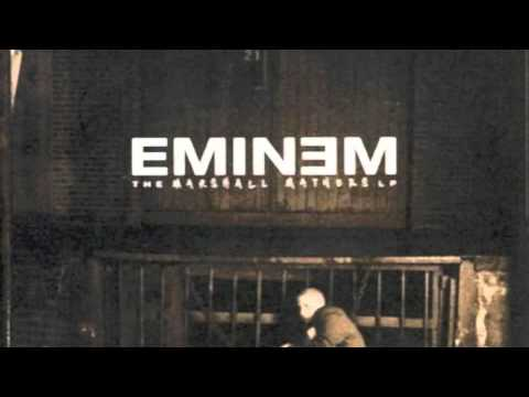 Eminem Marshall Mathers + lyrics