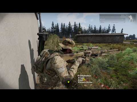 Know When To Medivac | 28th Infantry Regiment | Arma 3