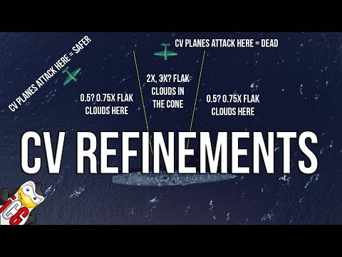 World of Warships - CV Refinements - A Better Experience for All