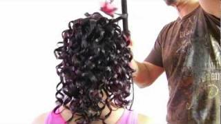 chi orbit how to ribbon wave curls
