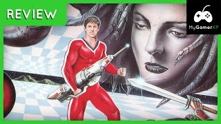 Space Harrier II Review - Sega Genesis / Mega Drive
