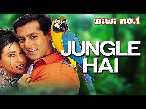 Jungle Hai Aadhi Raat Hai - Video Song | Biwi No. 1 | Salman Khan & Karisma Kapoor | Anu Malik