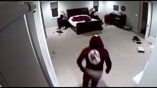 Suspects who Burglarized Baseball Player's Residence Wanted - Update