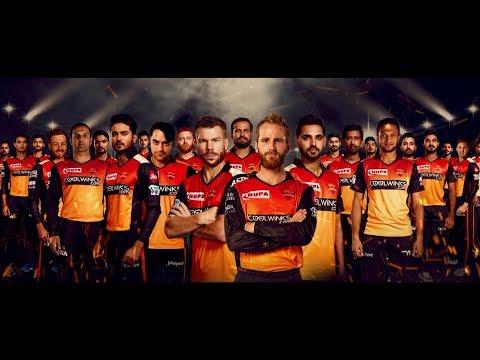 SunRisers Hyderabad Full Team Anthem 2019 | #SRH Anthem | #OrangeArmy Anthem | SunRisers Hyderabad